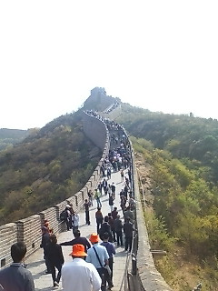 中国ですよ。