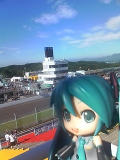 菅生到着。