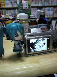 岡山でのカメラ。