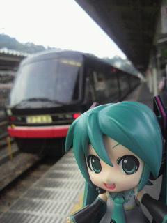 黒船電車。