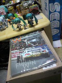 富士戦勝利記念フォトブック。