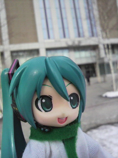 札幌に到着なのです。