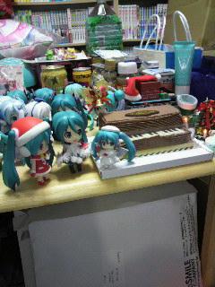 ピアノケーキ。
