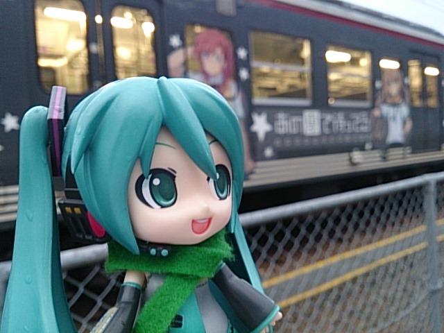 なつまち列車。