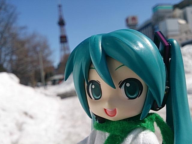 ふたたびの札幌。