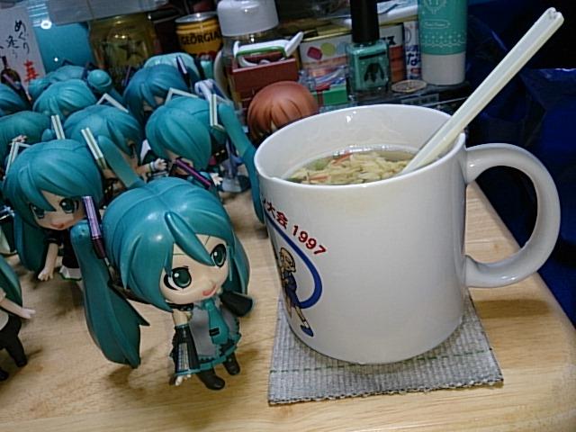 京風玉子スープ。
