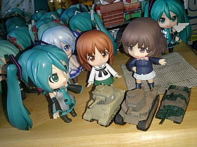 戦車講座。