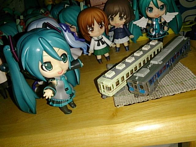 鉄道模型。