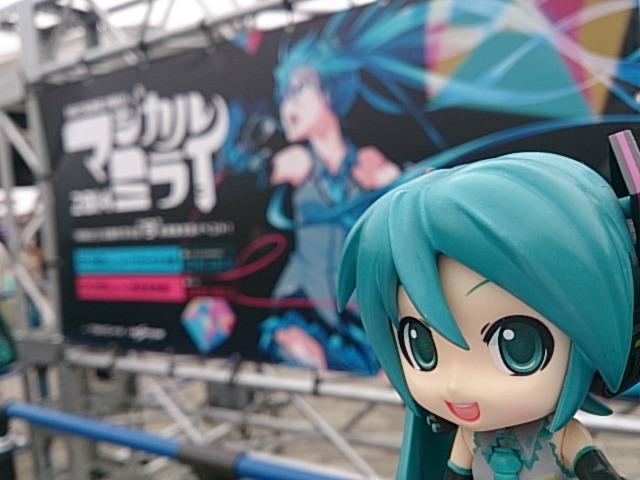 マジカルミライ2014東京。
