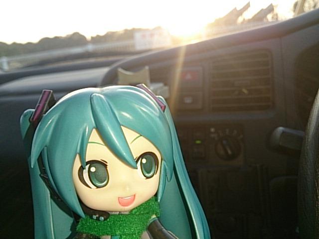 めぐりドライブ。