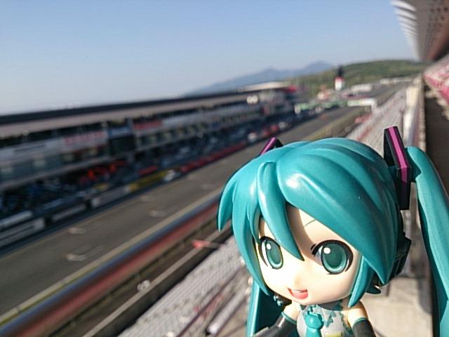 富士スピードウェイであります。