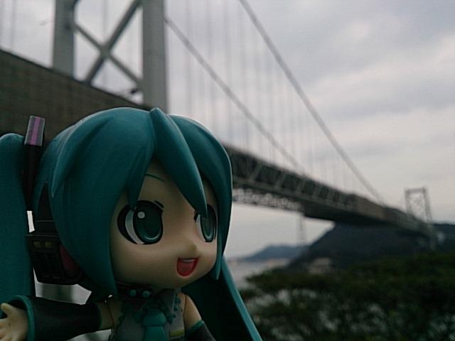 関門海峡。