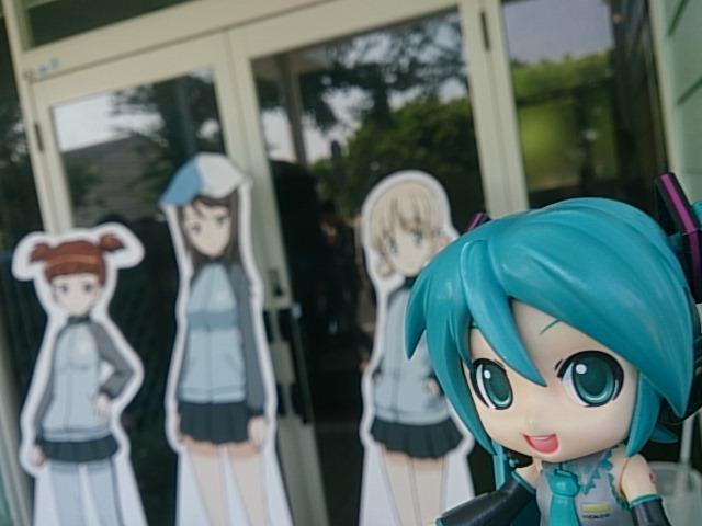浅野丸さんで継続高校の集い。