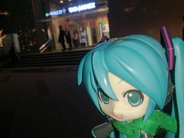 新宿で4回目の君。
