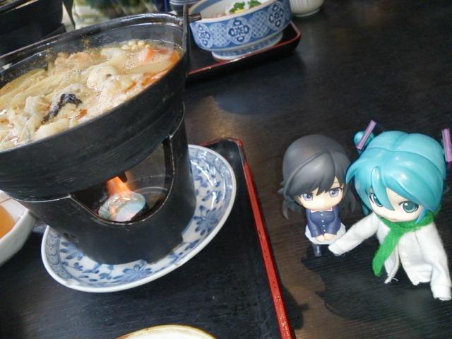 潮騒あんこう鍋。