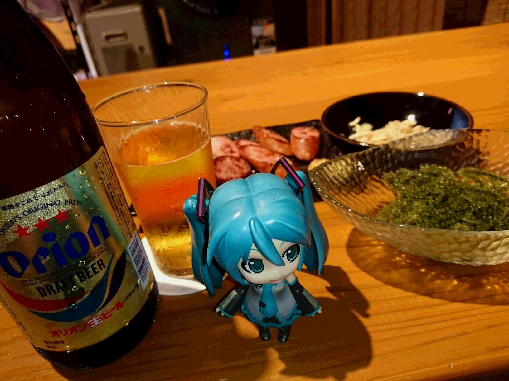 沖縄を食す。
