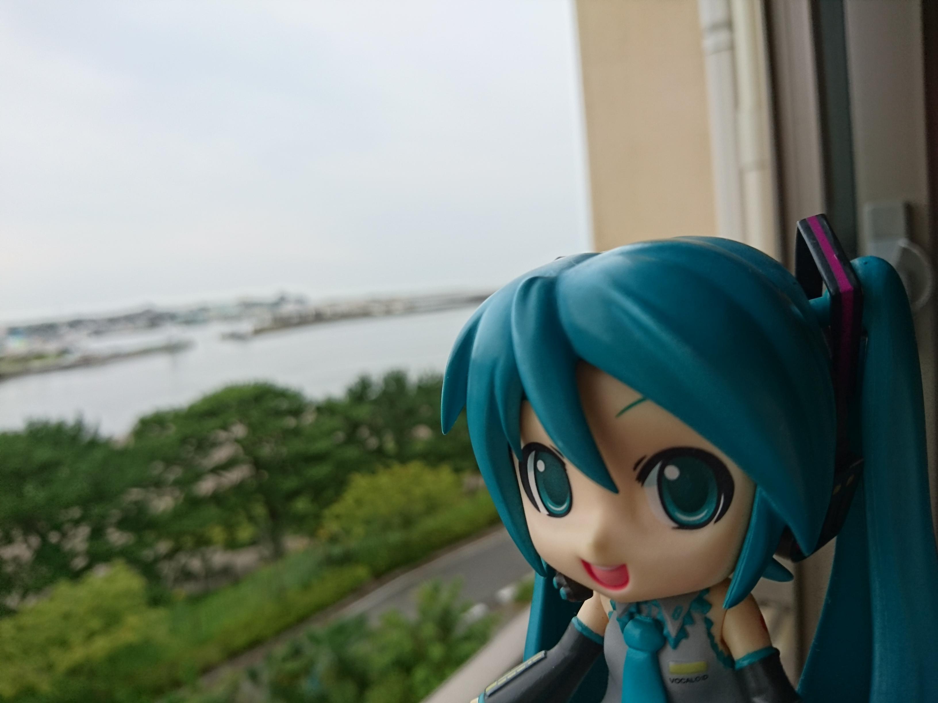 入船さんから那珂湊と海。