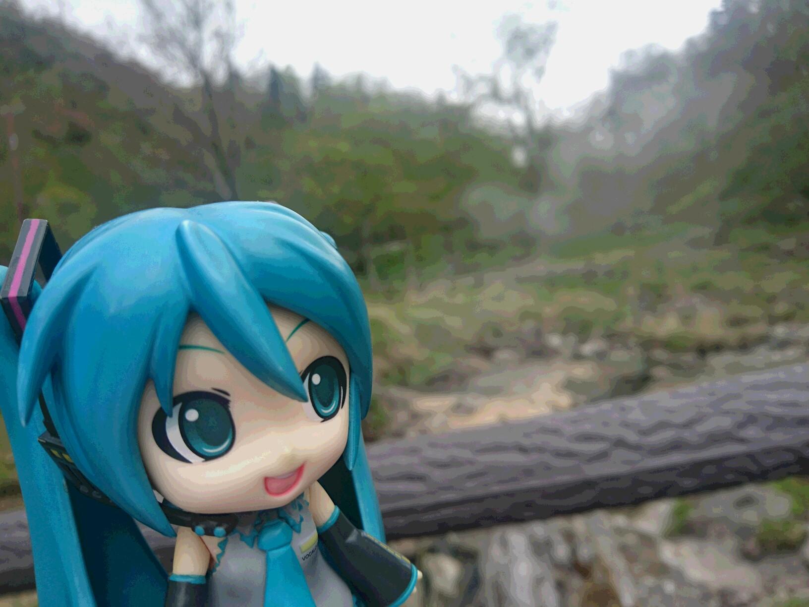 トムラウシ温泉。